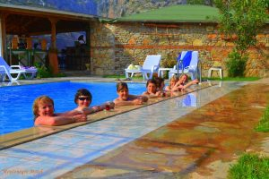 Lycian Way Holidays Ladies at faralya