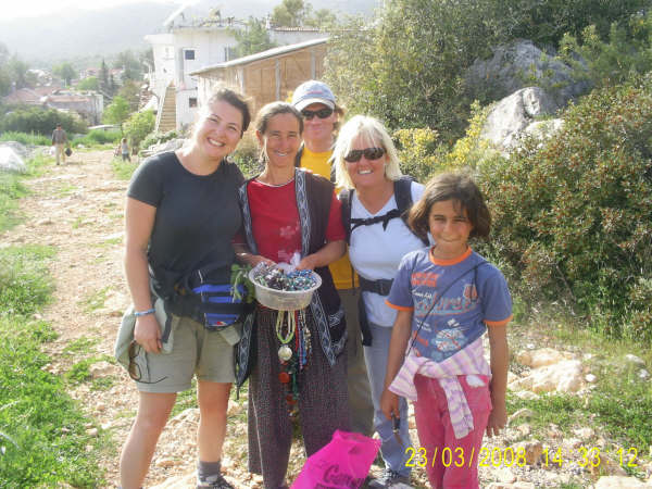lycian way holidays guests 7