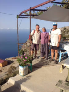 Lycian Way holidays Guests 6