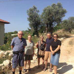 hiking on the Lycian Way Guests