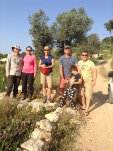 Lycian Way Holidays guests 11