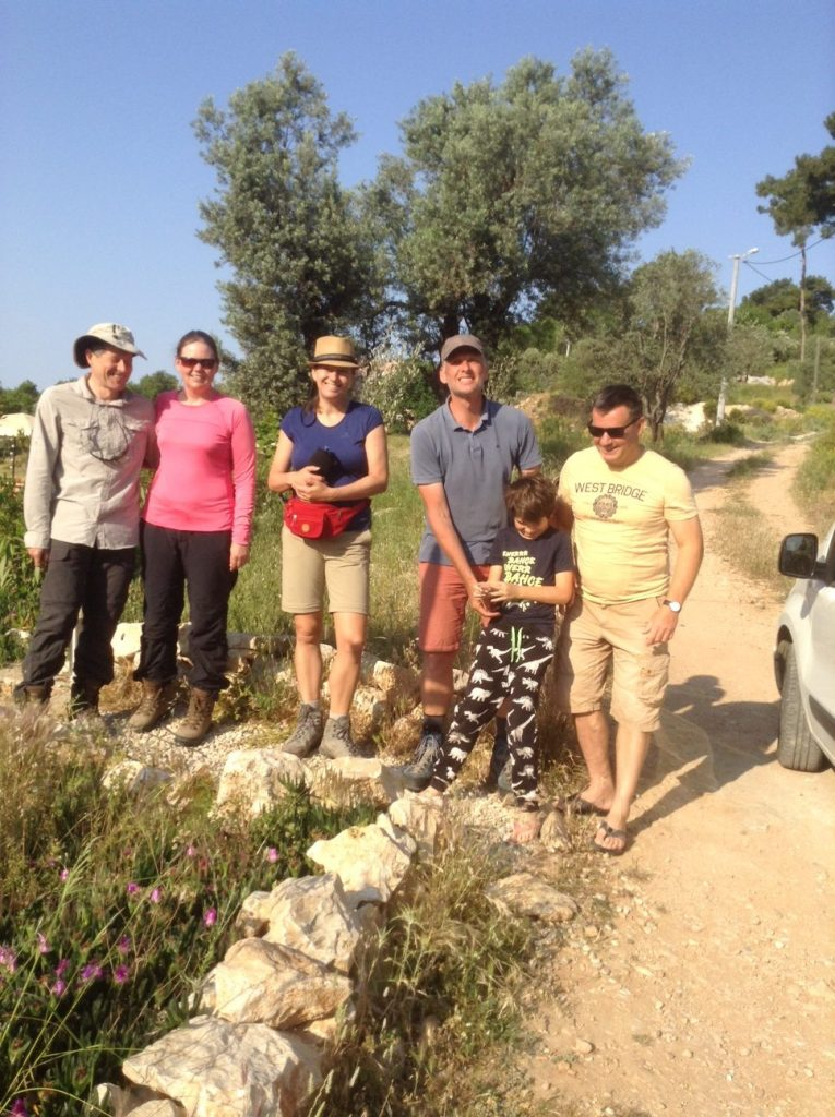 Guests on The Lycian Way
