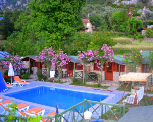 Lycian Way Holidays accom Faralya