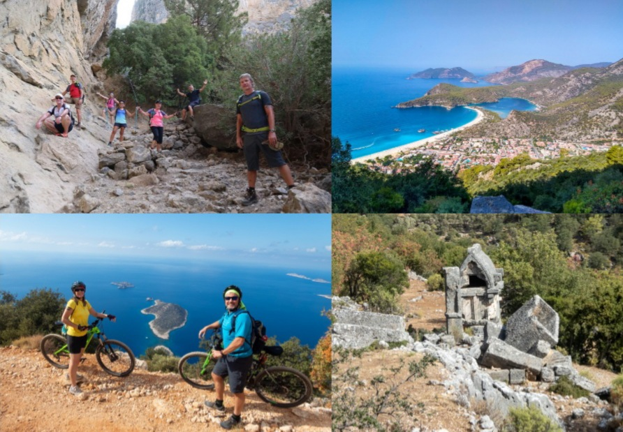 Hiking & Cycling The Lycian Way