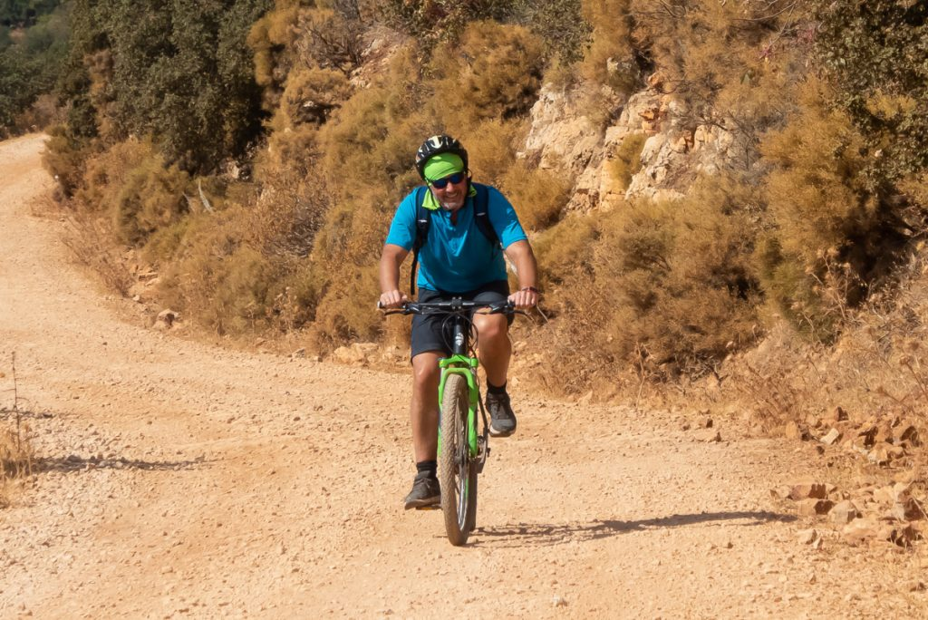 Solo Adventure Holidays cycling